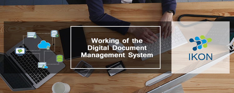 Working of the Digital DMS